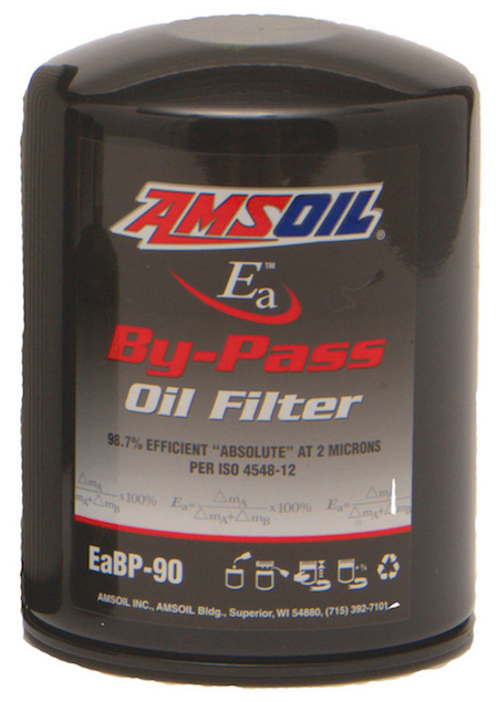 EABP90 By-Pass Oil Filter