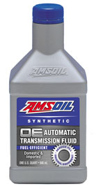 OE Fuel-Efficient Synthetic Automatic Transmission Fluid